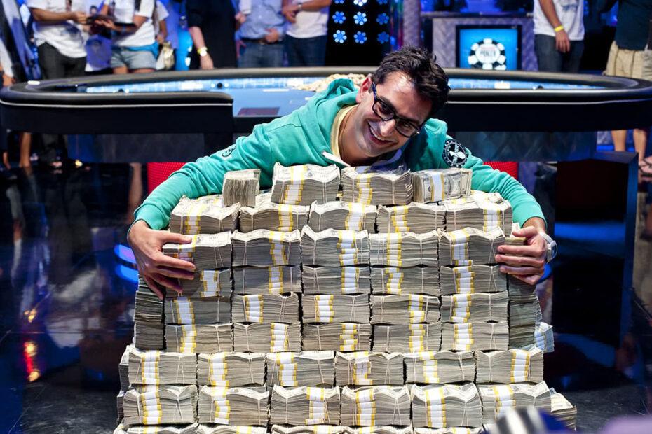 Pokerde büyük kazançlar